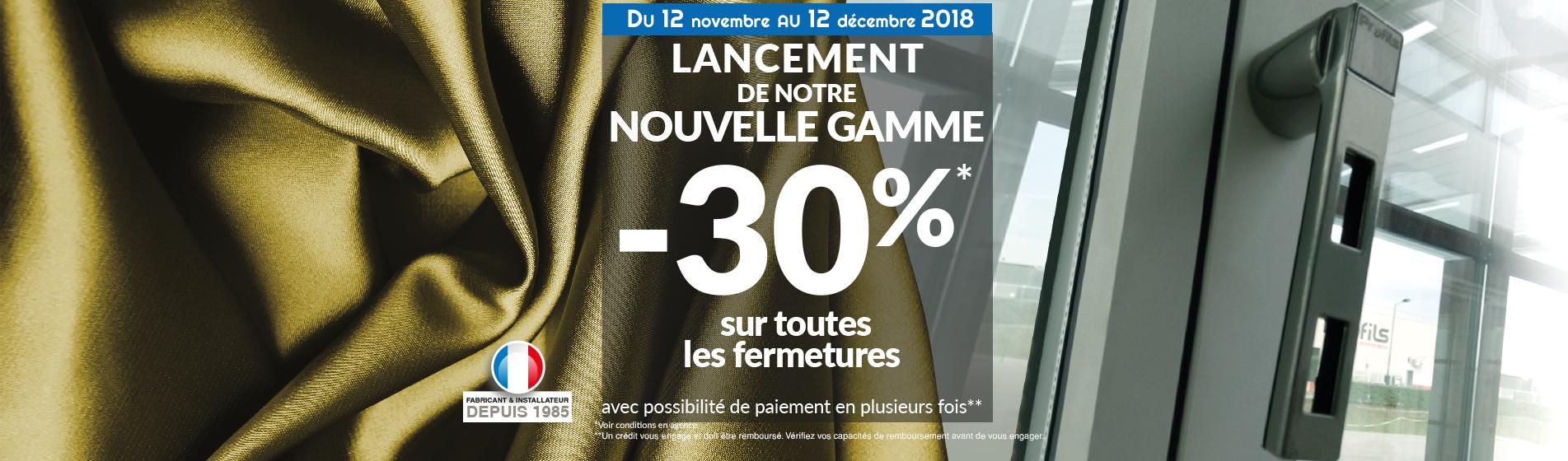 SAM -30% promo